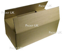 House Moving Cardboard Box Removal Storage Postal Kit W