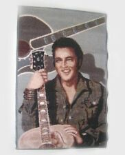 Elvis Presley with Guitar Area Rug  Two Sizes Available