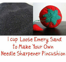 Emery Sand to Fill Needle Sharpener Emery Pincushions - Emery Powder, Mineral