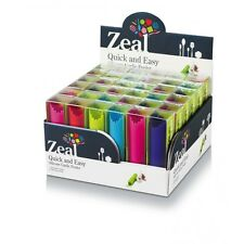 CKS Zeal - Silicone Garlic Peeler/Ripper Assorted colours