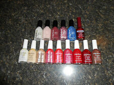 Assorted Sally Hansen Hard as Nails polishes, choose your favorite!