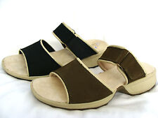 NEW LEATHER GLUV SANDALS LADIES LEATHER HOLIDAY SHOES SALE           HAWTHORN
