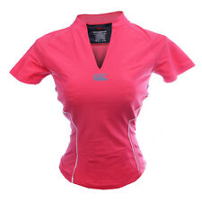 Canterbury Women's Carnation Workout Tee (Hot) Sizes UK 8 - 14 Available