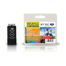 Jettec Remanufactured No.31 Photo Colour Ink Cartridge for Lexmark Printers