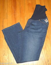 Duo Womens Ladies Med Dark Maternity Jeans S NWT