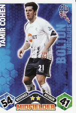 Match Attax Extra 09/10 Bolton & Burnley Cards Pick Your Own From List