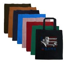 Small Tote Bag - Barack Obama - All Lyrics to America the Beautiful