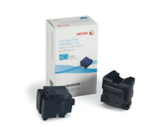 Genuine Xerox 108R00931 - 2 Cyan Solid Ink Sticks for Printers