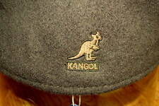 Mens  Classic  Kangol  Wool  504  Ivy  Cap  Color  Loden Green
