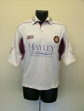 *NEW* NORTH GEAR NORTHANTS CRICKET PLAYING SHIRT / TOP, ROSE LOGO, RRP £35