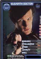 Doctor Who Monster Invasion Rare Trading Cards Pick From List