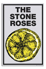 Stone Roses Lemon Large Maxi Wall Poster New - Laminated Available