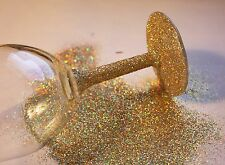 25g Glitter Bags - Ideal for Wine Glass - 40+ Colours - Non-Toxic Craft Nail Art