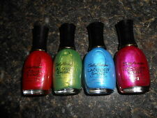 Assorted Sally Hansen Lacquer Shine nail color you choose shade new!