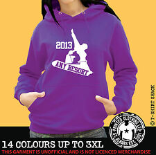 Ski & Snowboard - Any Resort/Name/Place Hoody, Hoodie, Ski Hooded Sweat (998)