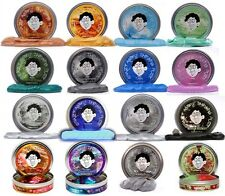"""Crazy Aaron's Thinking Putty 2"""" inch Tins (You Pick Color & Styles)"""