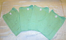 Lot of 1,2,3 or 4 Adult Unisex Hospital Medical Pajama Top Sz Xl Color Green