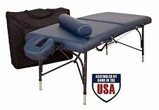 Oakworks Wellspring Essential Portable Massage Table Package - Free Shipping