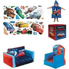 Official Disney Cars Bedding & Bedroom Accessories (Free P+P)