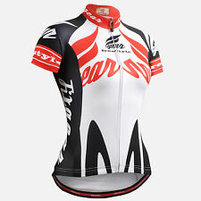 FIXGEAR CS_W1202 Women's Short Sleeve Cycling Jersey Road Bike Shirt Bicycle Top