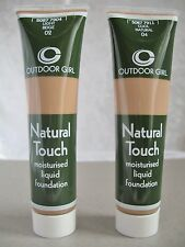 OUTDOOR GIRL Natural Touch Liquid Foundation - Cool Natural 04 Light Beige 02