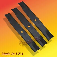 """Gravely 00450300, 04916400 Commercial Mower Blades 18"""" x 5/8 Hole  52"""" Cut"""