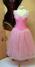 Ballet/Panto/Dance PINK ROMANTIC SPARKLE TUTU Perfect for Glinda/Fairy  all ages