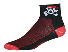 PIRATE TEAM CYCLING SOCKS BRAND NEW ***