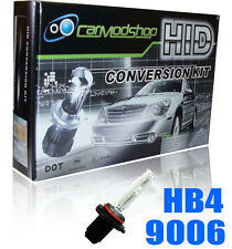 9006/HB4 XENON HID CONVERSION KIT - SLIM ALL COLOURS UK