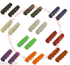 Bicycle Grips Kraton Rubber 212 (10 color). Retro-Style BMX CITY ROAD FIXE BIKE