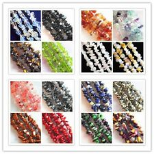Wholesale 5-10mm Natural Mixed Gemstone Chip Loose Bead 34inch Pick Stone XJ-163