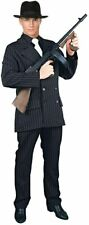 Gangster Suit 20's Pimp Pinstripe Mob Dress Up Halloween Adult Costume 2 COLORS