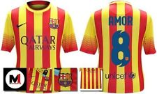 *13 / 14 - NIKE ; BARCELONA AWAY SHIRT SS / AMOR 8 = SIZE*