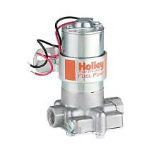 Holley External Electric/Electrical Fuel Pump - Race/Racing/V8/High Flow