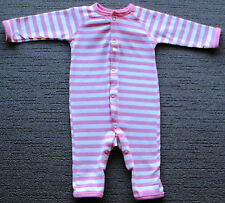 Bulk 3 Pack Bonds Stretchies Baby Romper Coverall Bodysuit  sizes 0 00