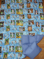 Wizard of OZ 8 pd Weighted Blanket Autism ADHD spd FREE pillow CUSTOM orders