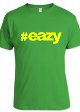 # EAZY GD T-Shirt HASHTAG Hipster DTF YMCMB MUSTACHE YOLO # BLOG  SWAG  * S-XXXL