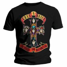 Official Licensed T Shirt GUNS N ROSES Appetite All Sizes