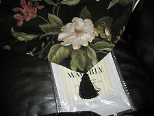 NIP Waverly  Ascot Valance Waverly Fairfield Valance Extreme LinenElisa Valance