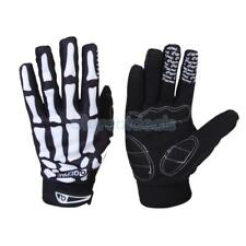 Cool Mens Motocross Cycling Dirt Bike BMX Bicycle Full Finger Gloves U Pick Size