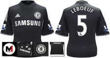 *13 / 14 - ADIDAS ; CHELSEA 3rd KIT SHIRT SS + ARM PATCHES / LEBOEUF 5 = KIDS*