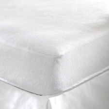 Terry Watterproof Mattress Protector ~ Allergy Free