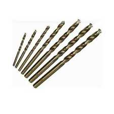 COBALT HSS DRILLS 1.0MM - 13MM DRILL BITS BIT STAINLESS STEEL PROFESSIONAL QUALI