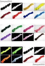Woven Macrame Cord Thread For Diy Bracelet or Necklace Making Roll Bunch Pick