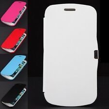 New Magnetic PU Leather Flip Hard Case Cover Pouch For Samsung Galaxy S3 I9300