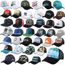 BILLABONG CAP NEW SURFER KAPPE BASECAP TRUCKER SNAPBACK ERA 45 MODELLE