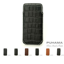 PUHAMA HA10 Custom Hand Made Leather case for Apple iPhone 5C iPhone5C
