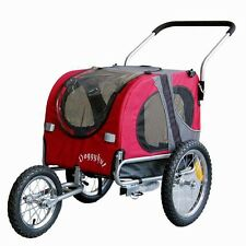 Doggyhut Medium Pet Bike Trailer Jogger Stroller Bicycle Dog Carrier Cycle