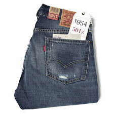 """LEVI'S VINTAGE CLOTHING 1954 501 JEANS """"LUCKY BOY"""" SELVEDGE RRP £245"""