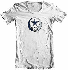 DALLAS COWBOYS STEAL YOUR FACE GRATEFUL DEAD FOOTBALL SPORTS T-SHIRT